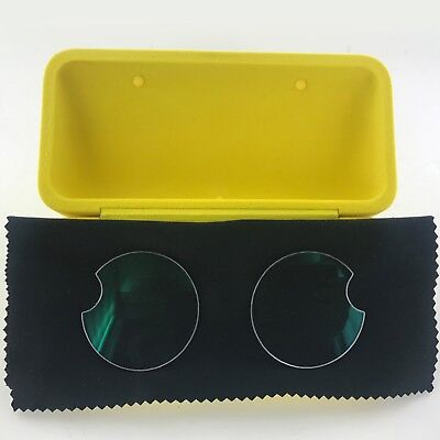 Plano (non-Rx) Clear Lenses For Snapchat Spectacles (V1 & V2)