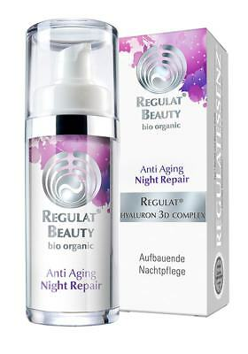 (132,93 €/100ml) Dr. Niedermaier Regulat Beauty Anti-Aging Night Repair bio (30m