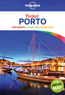 Lonely Planet POCKET GUIDE  PORTO 1 (Travel Guide) - BRAND NEW PAPERBACK