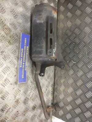 honda lead 110 exhaust silencer 2008 model
