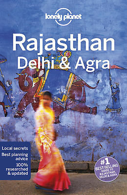 Lonely Planet Rajasthan Delhi  Agra Travel Guide BRAND NEW 9781786571434