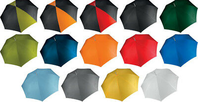 "Kimood Auto Opening Golf Handle Multi Sports Single Canopy 23"" Umbrella"