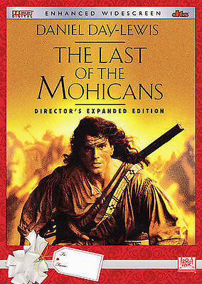 The Last of the Mohicans New DVD! Ships Fast!