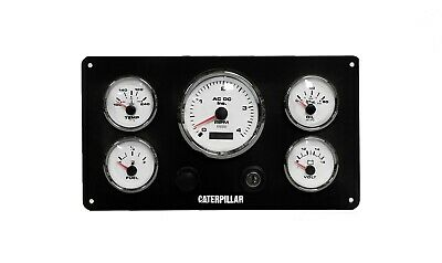Caterpillar Marine Engine instrument Panel,Pre Wired USA Made