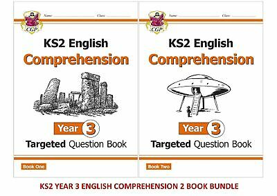 New!! For 2019 Ks2 Advanced English & Maths Revision & Question Book