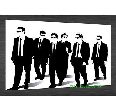 Reservoir dogs Canvas HD Prints Painting Wall Art Home Decor 12x18inch