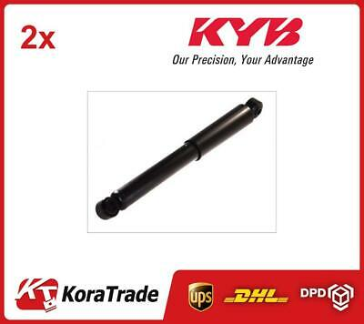 2 x KYB REAR SHOCK ABSORBERS PAIR SHOCKER X2 PCS. KYB344229