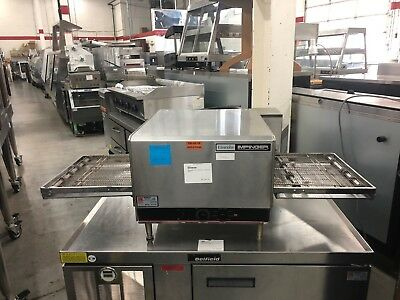 Lincoln 1301 - CTI Electric Countertop Impingment Conveyor Oven - Refurbished