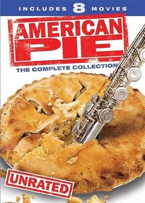 AMERICAN PIE THE COMPLETE COLLECTION New Sealed 4 DVD Set All 8 Films