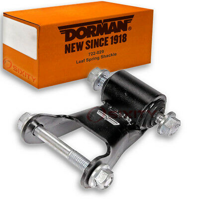 Dorman OE Solutions 722-029 Leaf Spring Shackle for 25812937 22820716 - or
