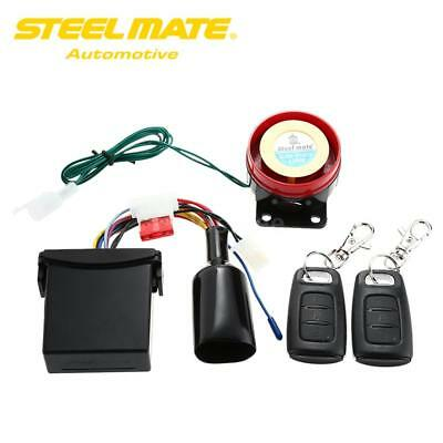 Motorcycle 1 Way Alarm ECU Remote Control Transmitter System US STOCK New E5D9