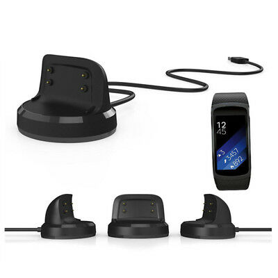 Magnetic Charging Cradle Dock for Samsung Gear Fit 2 SM-R360 Smart Watch BG2