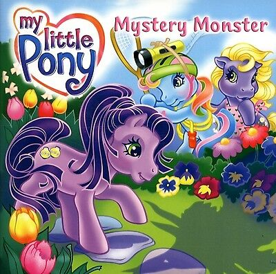 My little pony: Mystery monster by Scout Driggs (Paperback / softback)