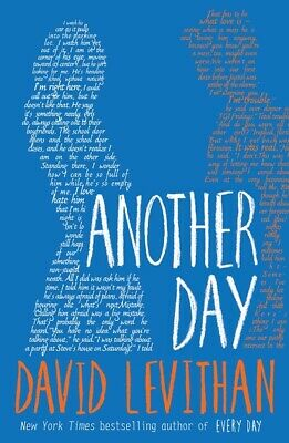 Another day by David Levithan (Paperback)