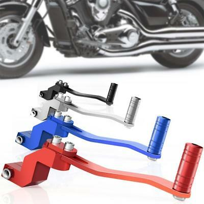 Motorcycle Cnc Folding Aluminum Gear Shift Lever Universal For Motorcycle PIL