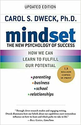 Mindset : The New Psychology of Success Eb00k By Carol S. Dweck 147 pages [PDF]