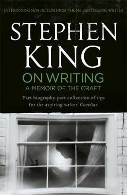NEW On Writing By Stephen King Paperback Free Shipping