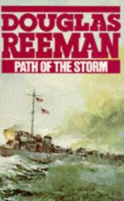 Path Of Storm by Reeman, Douglas Paperback Book The Cheap Fast Free Post