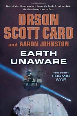 Earth Unaware (First Formic War) by Johnston, Aaron Book The Cheap Fast Free
