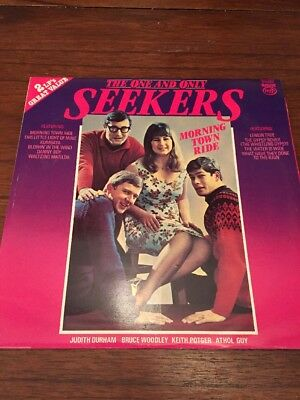 Seekers The One And Only Original Vinyl Album LP record