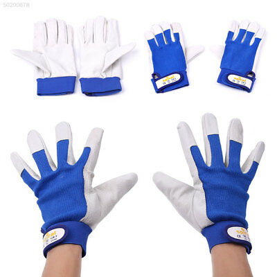 A815 Fireproof Wearable Tig Welders Gauntlet Work Gloves Welding Safety 1Pair