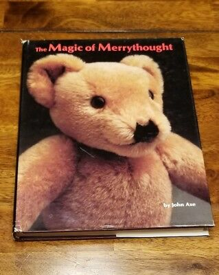 The Magic Of Merrythought A Collectors Encyclopedia By John Axe 1986 Hobby House