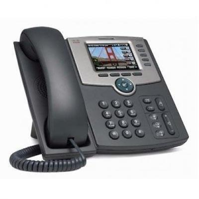 Cisco 5-line Ip Phone With Color Dis (spa525g2) -