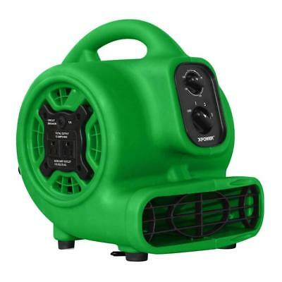 XPOWER P-230AT Multi-Purpose Mini Mighty Air Mover, Utility Fan, Dryer,...