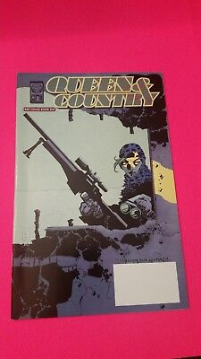 Queen And Country #1 Htf Rare Nr!!!