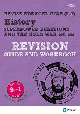 Revise Edexcel GCSE (9-1) History Superpower relations and... by Dowse, Mr Brian