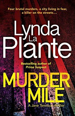Murder Mile (Tennison 4) by Plante, Lynda La Book The Cheap Fast Free Post