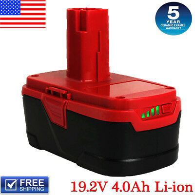 FOR CRAFTSMAN C3 19.2-Volt XCP Compact Lithium-Ion 19.2V Battery PP2011 35702 US