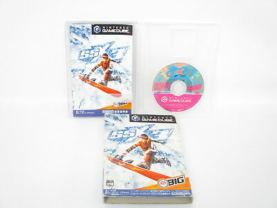 SSX 3 Ref/ccc Game Cube Nintendo Japan Game gc