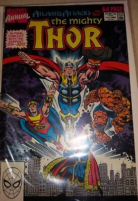 Marvel Thor comics x16 and 1 annual