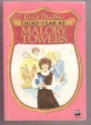 Third Year at Malory Towers By  Enid Blyton. 9780006931843