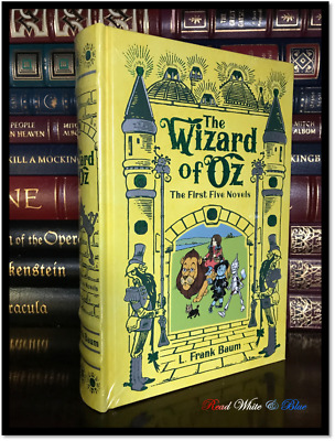 Wizard Of Oz by L. Frank Baum New Hardback Complete #5 Magic Glinda Royal Book