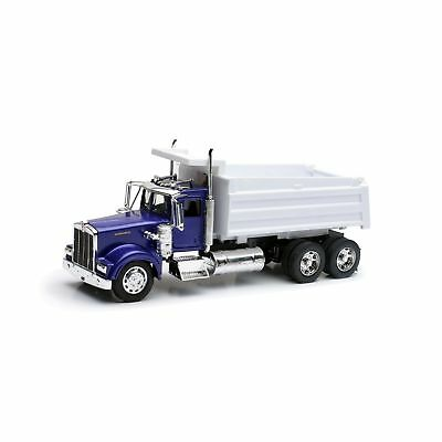 New Ray Die Cast 1:32 Kenworth W900 Dump Truck
