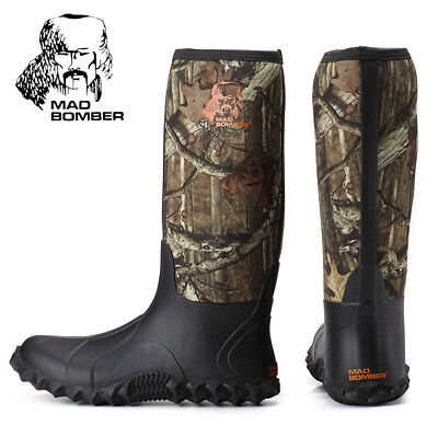 "Mad Bomber Muck and Rain 15"" Boots (10)- MOINF"