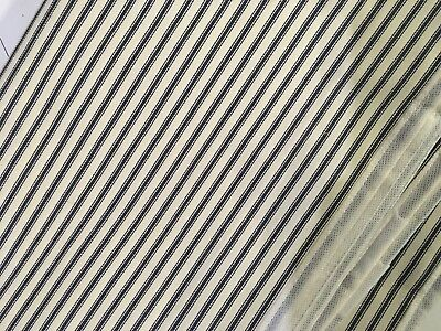 Vintage Ticking Deadstock Fabric
