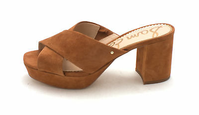c5317bac3cc7 Sam Edelman Womens Jayne Suede Open Toe Casual Slide Sandals