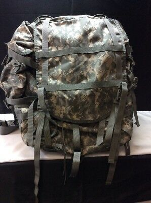 US Molle II ACU Modular Lightweight Load-Carrying Equipment Large Rucksack
