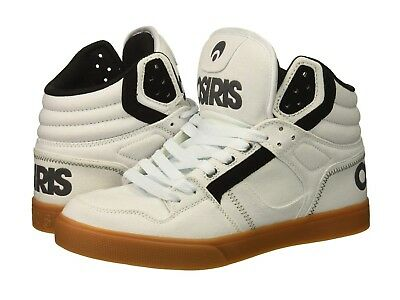 588395b58539a MENS OSIRIS CLONE Skateboarding Shoes Nib Huit King Fire And Ice ...