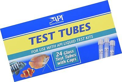 API Replacement Test Tubes for Aquarium Liquid Test Kits 24ct