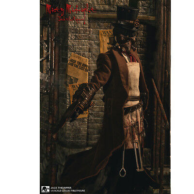 "RingToys YZBR-00002 1//6 Scale The Ripper Jack BJD 12/"" Male Figure Hands Model"