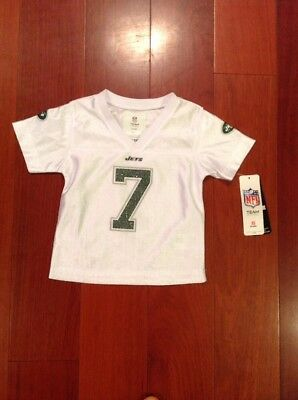 NFL TEAM APPAREL Youth New York Jets Geno Smith Jersey LOOK 2XL (18