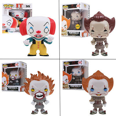 Funko Pop! - IT Action Figures Pennywise Chase Edition/ FYE Exclusive NEW IN BOX