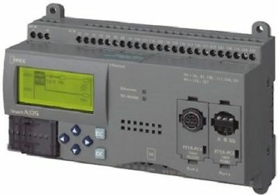 Idec FT1A-h40Rc PLC CPU, Ethernet Networking, 48 kB Program Capacity, 24 Inputs