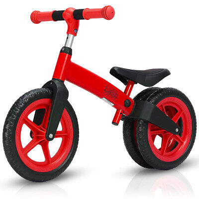 Ultra-stable Kids Balance Bike No-Pedal Scooter Training Pre Bicycle Adjustable