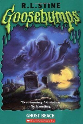 Ghost Beach (Goosebumps) by Stine, R.L. Book The Cheap Fast Free Post