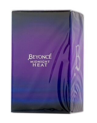 Beyonce Midnight Heat Eau De Parfum 100Ml Edp Neu & Ovp